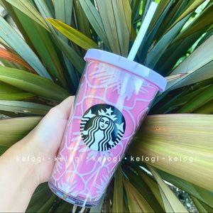 🌸RARE🌸Starbucks Pink Cherry Blossom Lavender Cup